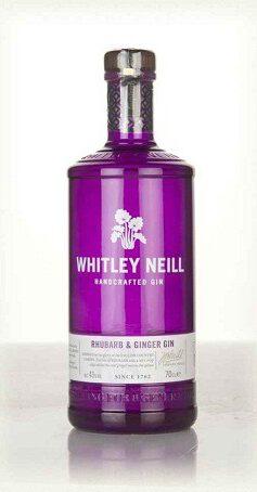 Whitley Neil Rhubarb & Ginger Gin