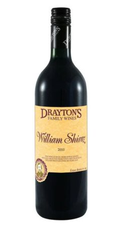Drayton family william shiraz