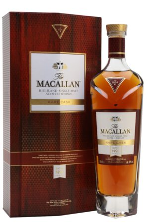 Macallan Rare Cask Batch No 1