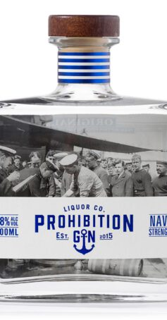 Prohibition Navy Strength