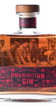 Prohibition Shiraz