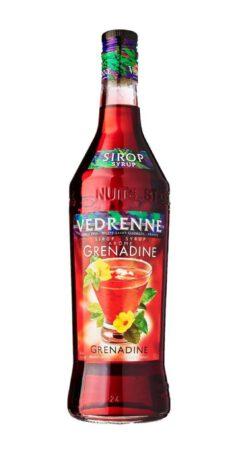 Vedrenne Grenadine syrup
