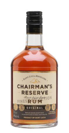 santa lucia chairman's reserve rum